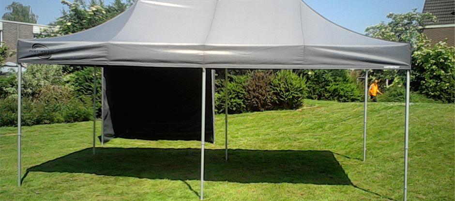Verhuur van professionele Tent-Up tenten!